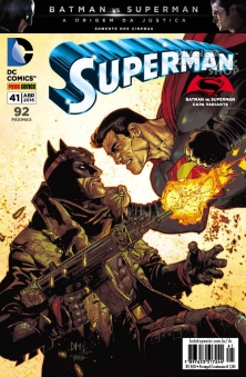 SUPERMAN 41 - CAPA VARIANTE