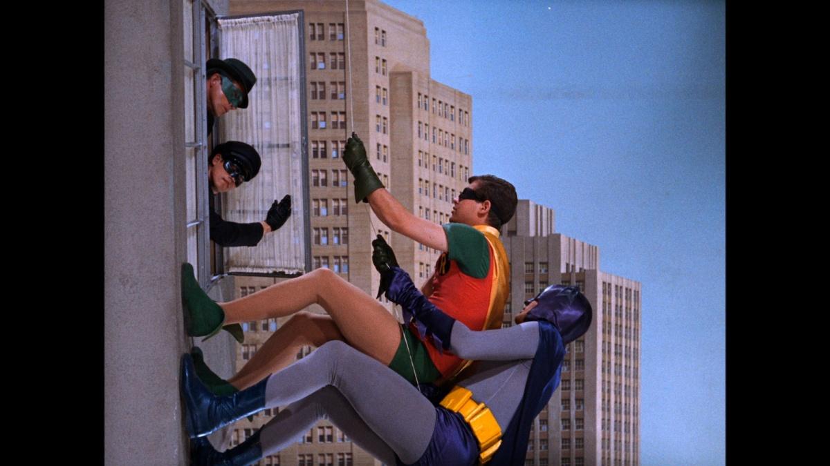 Porque Batman e Robin têm Fama de Gays?