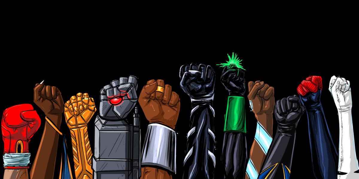 Conheça o Projeto Black Lives Super Matter