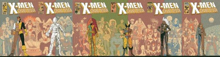 X-Men-Grand-Design-issue-1-thru-6-tapestry