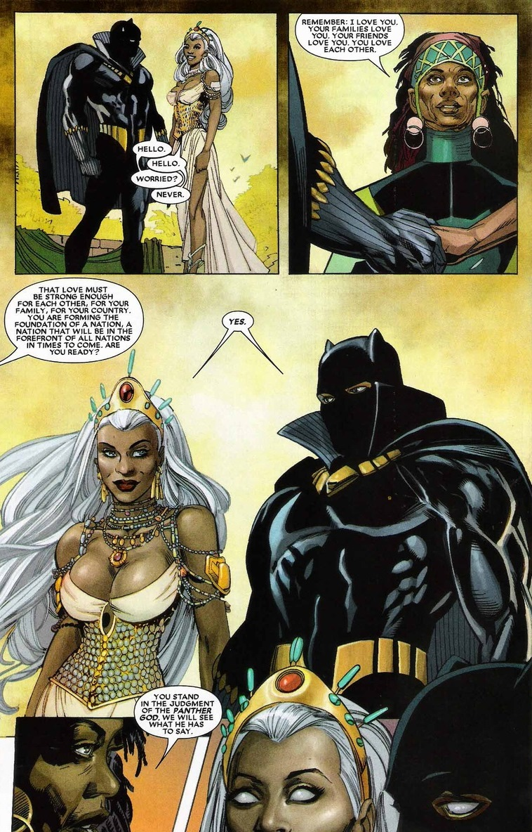 stormblackpanthermarriage3