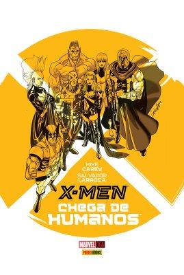 X-men.-Chega-de-Humanos