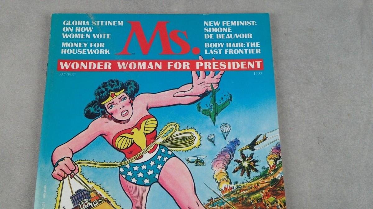 Como a Mulher-Maravilha se Tornou Um Símbolo do Movimento Feminista?