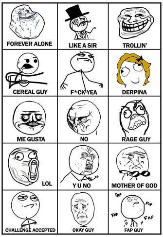 MEMEfaces